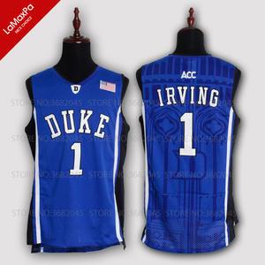 aa9d18fe113 ... denmark kyrie irving 1 basketball jerseys duke university blue devils  throwback stitched 0e874 861a7