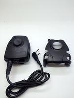 5r bf אלמנט / Z-Tactical Peltor סגנון אוזניות PTT עבור Kenwood Baofeng UV-82 UV-5R V2 + פלוס GT-3 BF-F8HP PX-888K שני הדרך רדיו (3)