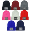 PARENTAL ADVISORY EXPLICIT LYRICS Skullies Beanies Hat Wool Knitted Hats for Women Winter Cap Men Sport Hat Free Shipping