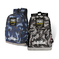 2018 PUBG Playerunknown's Battlegrounds Level1 3 Instructor Backpack Multicolor Multi functional Backpack winner chicken dinner