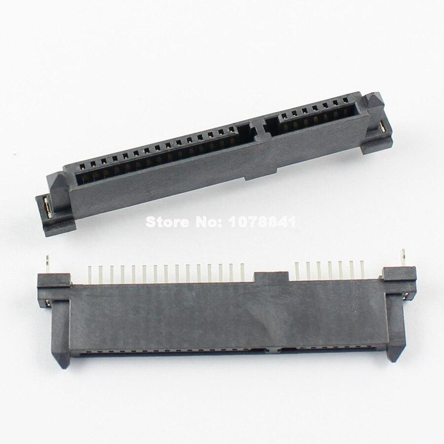 5Pcs Sata 7+15 Pin 22 Pin Female Adapter Connector For Hard Drive HDD