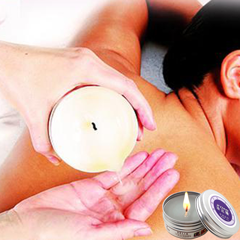 Scrub Bodys Treatment Erotic Oil Aromatherapy Oil Solid Balm Fun Flirt Aphrodisiac Human Interest Articles SPA Massage Candles 3