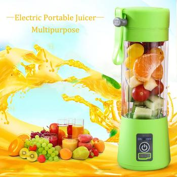 Blender Portable Rechargeable USB  1