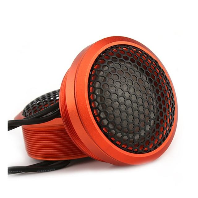 2017 New Arrival 2pcs Car Mini Dome Silk Tweeter Loudspeaker 150W Power Audio Auto Sound HiFi