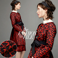 Free shipping! Advanced Jacquard yarn dyed polyester fabric clothing fashion cloth cotton crisp fabrics