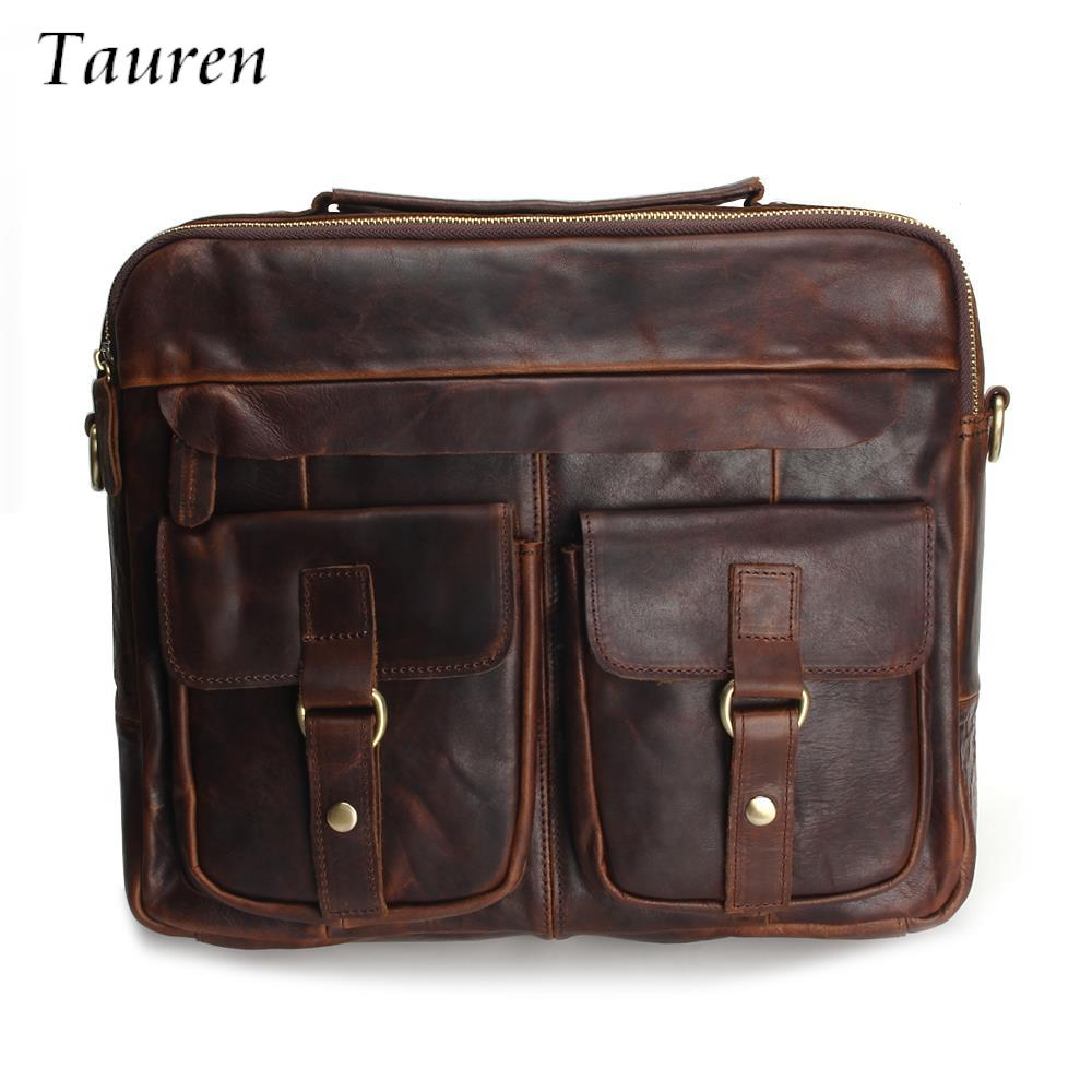 Genuine Leather Men Bags Fashion Man Crossbody Shoulder Handbag Men Messenger Bags Male Briefcase Men's Travel Bag xiyuan genuine leather handbag men messenger bags male briefcase handbags man laptop bags portfolio shoulder crossbody bag brown