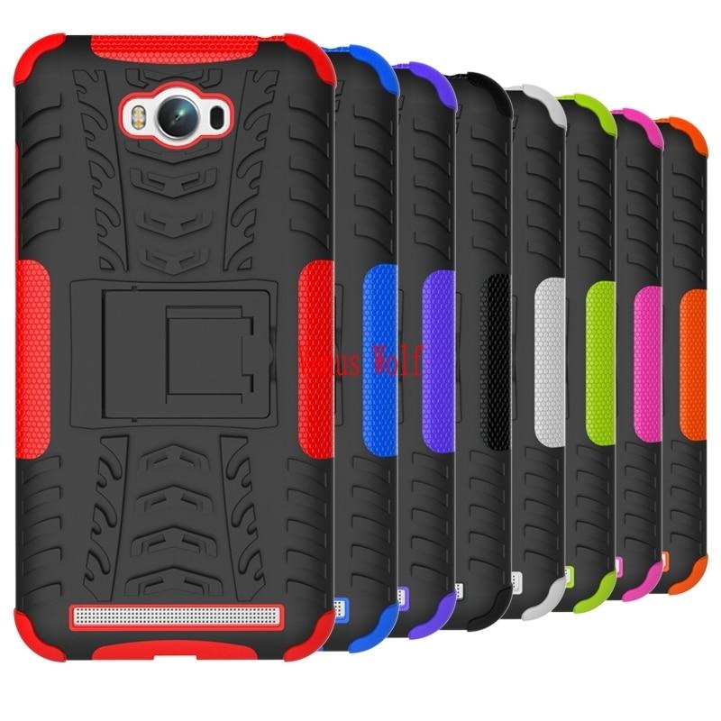 for ASUS ZenFone Max Z010D ZC550KL ZC 550KL 550 ZC550 KL Case Hard PC+Silicone Phone Bag Case for ASUS_Z010D Z010DA Back Cover ...