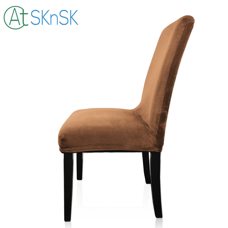 Factory Homemade Office Computer Chair Covers Universal Dining Chair Cover  Party Banquet Decoration Spandex Stretch Chair Covers In Chair Cover From  Home ...