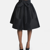 Clamorous Short Satin Skirts 2016 Fashion Women Custom Made Knee Length Satin Skirts Fashion Trend Mother