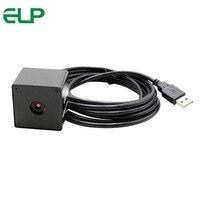 Black 5MP MJPEG Autofocus Mini Inspection Android External Hd Usb Camera For Laptop Tablet
