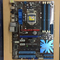 ASUS P7H55 USB3 H55 Motherboard 1156 Pin Support USB3 SATA3 0 Seconds P55