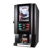 33-SC Instant Koffiezetapparaat Commerciële Automatische Koffiezetapparaat Sap/Melk Thee Maker In Een Machine (Warm En Koud drankjes)