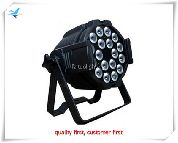 12PCS/lot Promotion price 18x10w led par light RGBW 4in1 led par 64 stage Club Party DJ Effect Light free shipping 16 lot dmx 18x10w rgbw led par can light for stage decoration