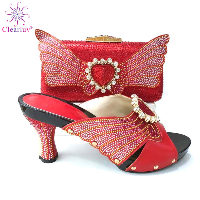 Aliexpress.com   Buy Latest Italian Designer Shoes and Bags Matching Set  Women Shoes and Bags To Match Set Italy African Women Wedding Shoes with Bag  from ... 3a955be9dd81