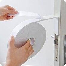 Мягкие 5 м самоклеющаяся уплотнительная лента для окон автомобиля шумоизоляции для дверей опудривающее средство для уплотнительная лента оконная фурнитура 15/30 мм