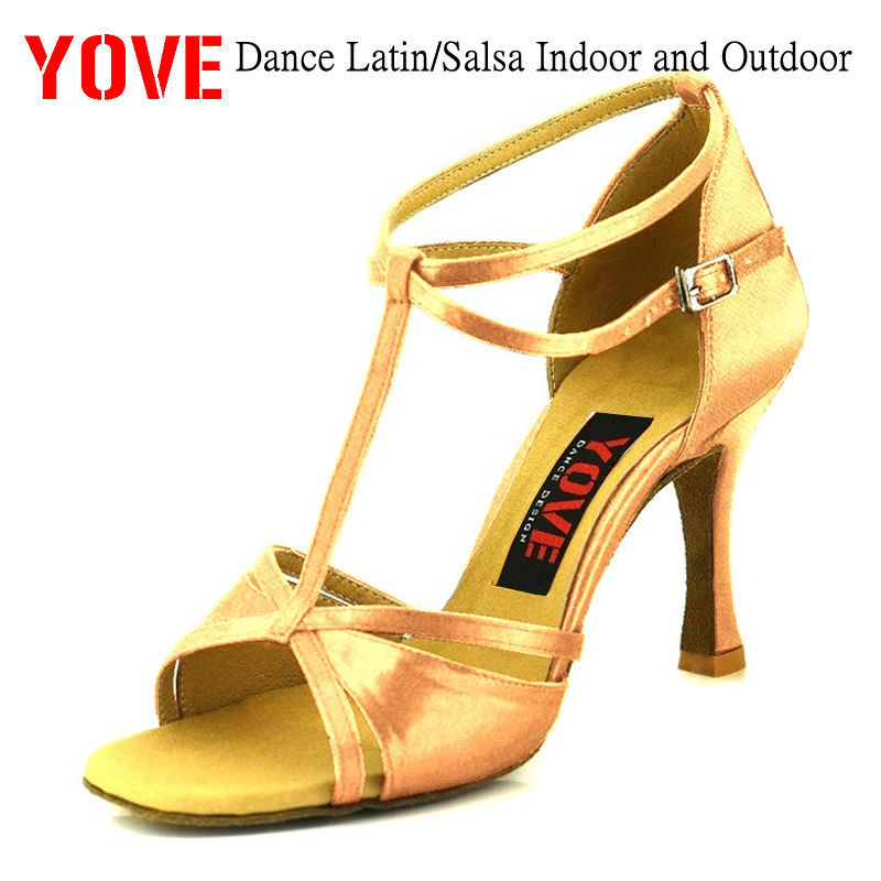 YOVE Style LD-3791 Dance shoes Bachata/Salsa Indoor and Outdoor - Sneakers