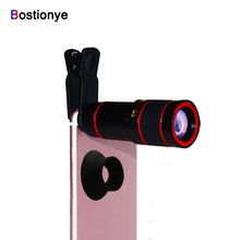 14X Zoom 4K HD Telephoto Phone Lens Monocular Telescope Camera Be applicable iPhone Samsung Galaxy and most Android phones