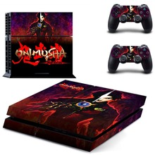 PS4 Skin Sticker – Onimusha 3