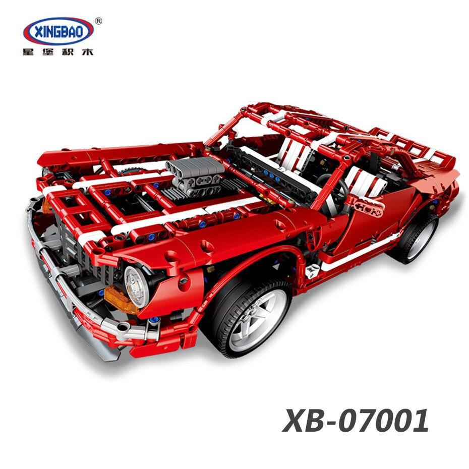 Xingbao nova técnica carro série 03022 03008