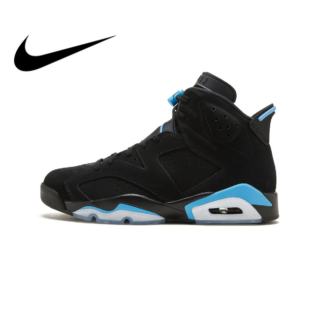 buy popular c0cf0 33fb7 US $252.13 29% OFF|Original Authentic NIKE Air Jordan 6 Retro
