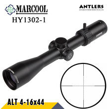 цены MARCOOL ALT 4-16X44 SF Tactical rifle scope mil dot Airgun OPTICAL SIGHT RifleScope hunting  rifle and Pcp airgun