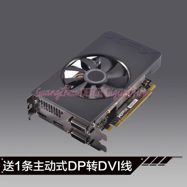 R7 360 2G DDR5 4 gráficos diabo stocks gaming profissional multi-tela tela de saída