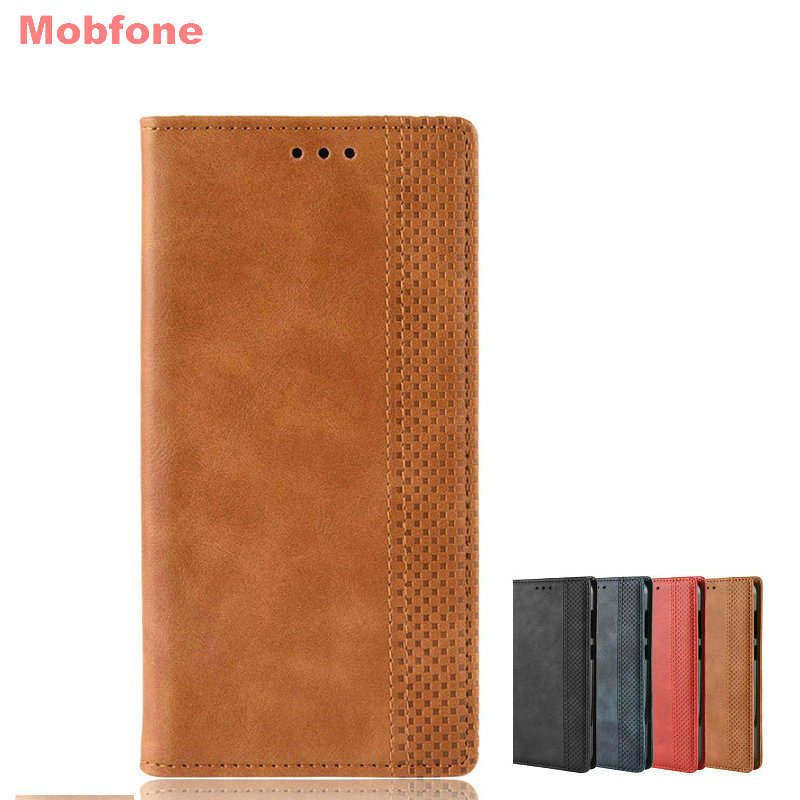 Retro Leather <font><b>Case</b></font> For Huawei <font><b>Honor</b></font> 8X 8 X <font><b>X8</b></font> Flip Stand Wallet Cover for Huawei <font><b>Honor</b></font> 20 / Honor20 Pro Phone Fundas Bag <font><b>Cases</b></font> image