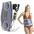 Body electric massager da cintura Sauna Massagem Velform Professional Correia Slimming belt Corpo cuidados de Saúde Massager da beleza