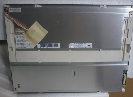 все цены на Original high definition high brightness 12.1 inch industrial LCD display NL8060BC31-27 онлайн