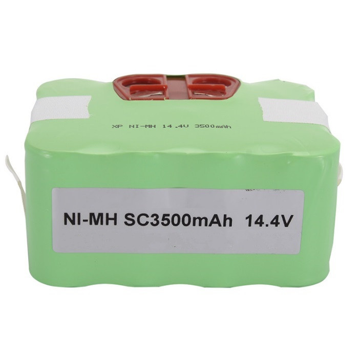 Robot Vacuum Cleaner Spare Parts rechargeable Battery Ni-MH 3500mAh pack for seebest C565,C561,C571,C565+ все цены