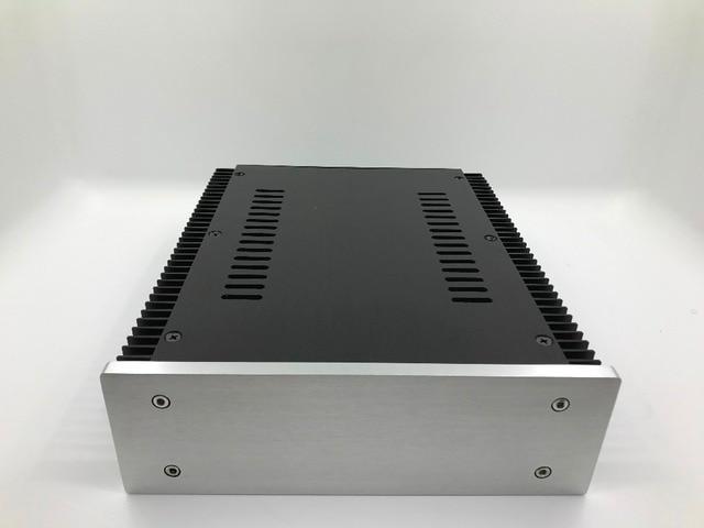 Best Price Full Aluminum Power amplifier Enclosure