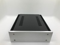 Full Aluminum Power amplifier Enclosure/ headphone amp / preamp case / power supply chassis