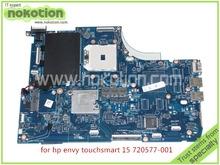 720577-001 720577-501 Motherboard For HP Envy Touchsmart 15 15-J 15-J009WM 15-J073CL 15-J013 Mainboard