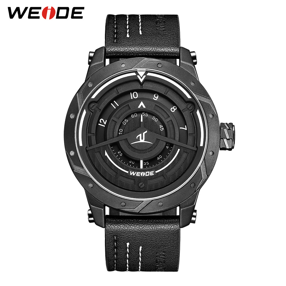 WEIDE Sports Quartz Digital Watch Leather Strap Band Wristwatch Relogio Masculino Male Military Clock Orologi Uomo Hour for men холодильник pozis rs 416 белый