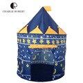 Дизайнер Дети Складная Палатка Пляжа Детей Вигвама Casa Де Juguete Детские Игрушки Играть В Игру Дом Принц Принцесса Палатка Замок HT2426