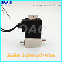 Free Shipping Dental accessories 1 pc Ultrasonic scaler solenoid valve DC24V / 30V for Dental Ultrasonic Scaler Woodpecker