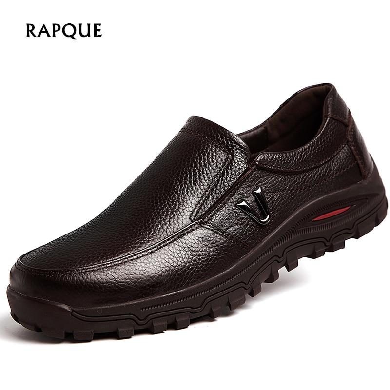 Métal La Hommes Casual Chaussures Cuir 48 Rapque Véritable Conduite marron Vache Suture En Noir Boucle Main Taille Mocassins Plus 38 pfvqpOwrx