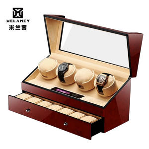 Wholesale charm watches storage box automatic watch winder drawer insert