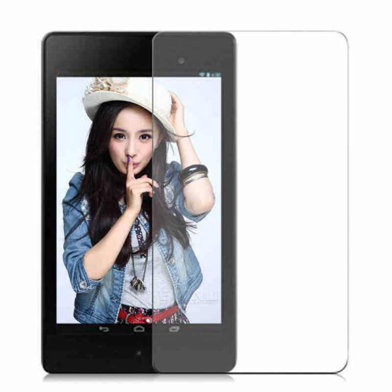 Universal tempered film 6.5'' 6.8'' 7.0'' 7.5'' 8.0'' 9.0'' 10 inches tablet Tempered Glass Screen Protector Protective Film