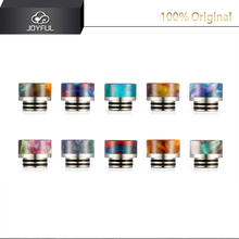 HOT Metal Driptip Electronic Cigarettes 528 Drip Tips Wide Bore Mouthpieces for Smok TFV8 Kennedy Griffins Atomizer Accessories