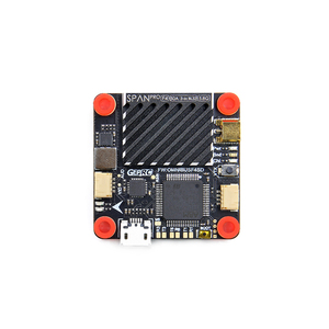 Image 4 - GEPRC OVERSPANNING F405 Vlucht Controller 48CH VTX AIO FC Board 30.5*30.5mm OMNIBUSF4SD Fireware voor FPV Racing Drone