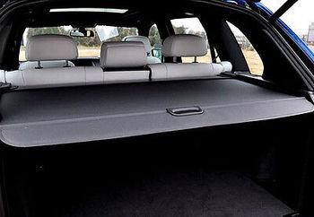 Tronco sombra negro cubierta de carga para BMW X5 E70 2008, 2009, 2010, 2011, 2012, 2013