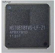 XNWY 1PCS MST6E181VS MST6E181VS-LF-Z1 QFP free shipping 10pcs mst6e181vs lf z1