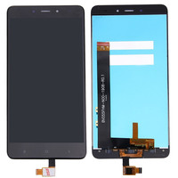Sinbeda AAA Quality LCD Display For Xiaomi Redmi Note 4 Touch Screen Digitizer Assembly Frame MTK