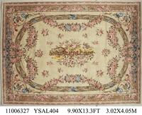 Thick And Plush Hand knotted Savonnerie Neo Classic Design Rug Hand Knotted Carpet New Listing Art Carpet