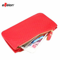 Hot Sale Universal Fashion Women Wallet Bag For IPhone For Huawei Phones Luxury Phone PU Leather