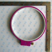 Plastic Embroidery Hoop – Size 7″ # AEH-7