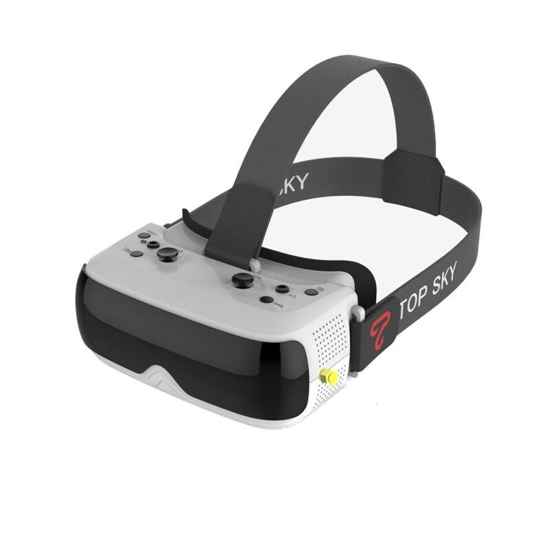 TOPSKY Prime 1S FPV Goggle 5 8G 48CH 2 4 Inch 86 degree FOV 640 x