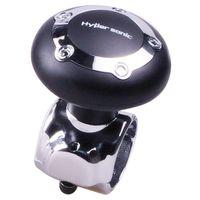 Hipersonik siyah araç direksiyon topuzu araba güç kolu Spinner