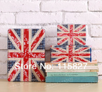 Promotion!England Style 3pcs/set Large Iron Storage case Metal tin box Candy can cookie box Multi Use Storage container